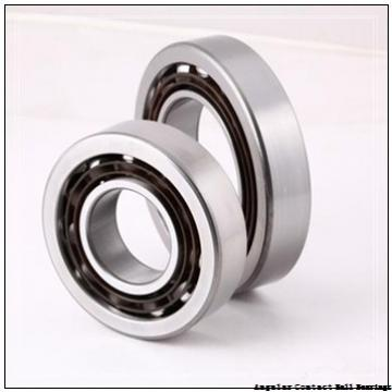 45 mm x 100 mm x 25 mm  SKF 7309 BEGBY  Angular Contact Ball Bearings
