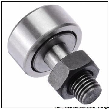 MCGILL CF 1/2 N SB BULK  Cam Follower and Track Roller - Stud Type