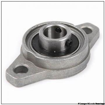 LINK BELT KLFXS223DC  Flange Block Bearings